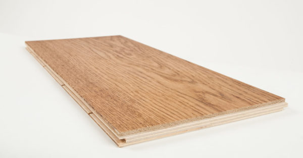 Multilayer parquet 2ply